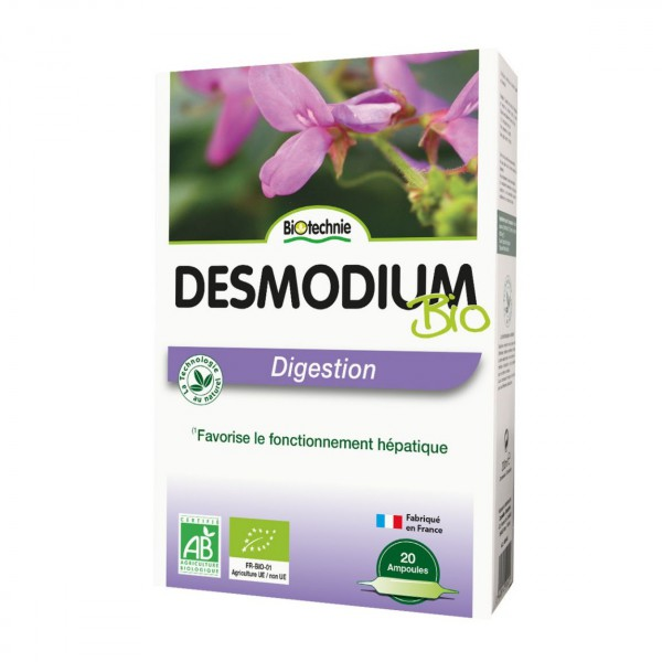 prix de biotechnie desmodium bio digestion 20 ampoules. Black Bedroom Furniture Sets. Home Design Ideas