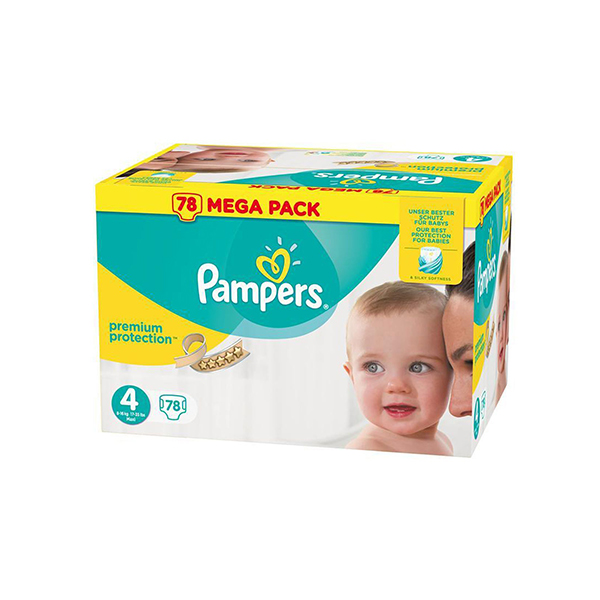 Prix de pampers baby dry taille 4 86 couches - Prix couches pampers baby dry taille 4 ...
